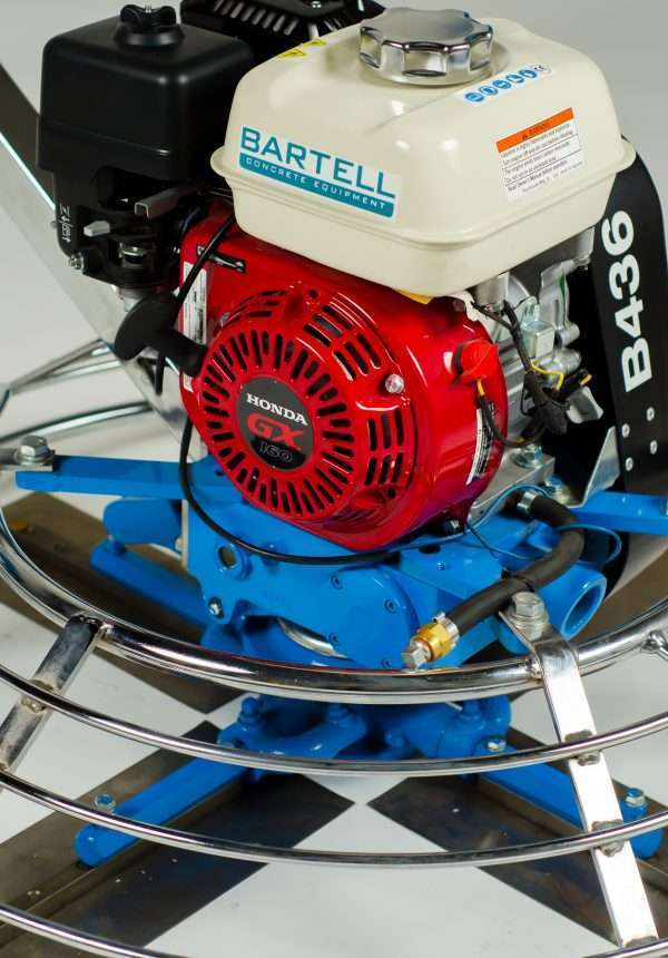 Bartell B436 moteur - Polisseuse simple - walk-behind trowel