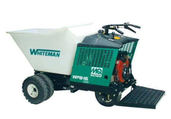 Whiteman - Concrete Buggy | Geroquip Inc