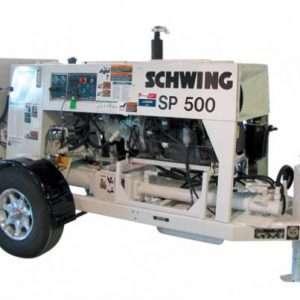 Schwing - Concrete Pumps | Geroquip Inc