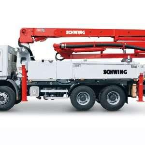 Schwing Concrete Pumps Geroquip Inc