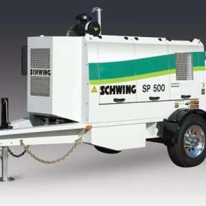 Schwing sp 500 pompe à béton concret pump