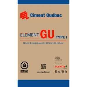 ciment portland Type GU